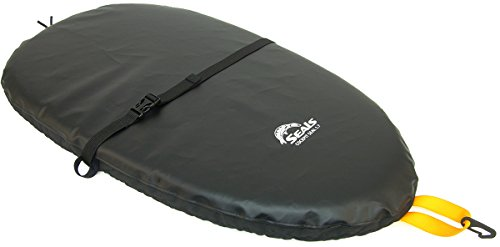 (Seals Sprayskirts Deluxe Seal Kayak Cockpit Cover-4.2 Deck)