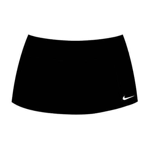 Nike Women's Core Solids Boardskirt L Black