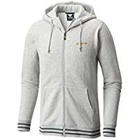 Columbia Mens Big Blue Pass Full Zip Hoodie