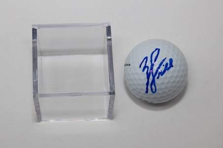 The Legend of Bagger Vance Will Smith Signed Autographed Titleist Golf Ball with Display Cube Loa ()