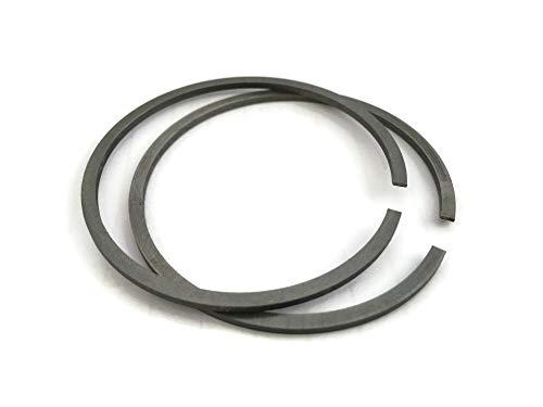 Photo ITACO Piston Ring Rings Set 56MM bore Size x 1.5mm Thickness for STIHL 056 AV, 056 Magnum Husqvarna 2100 Dolmar OLEOMAC Partner Power Cutter JONSERED Chainsaw Rings Kolbenring Motor Engine