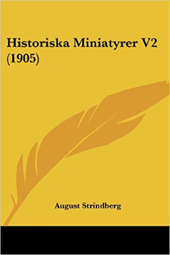 Téléchargements ebook gratuits pour kobo Historiska Miniatyrer V2 (1905) (Swedish Edition) in French PDF ePub MOBI 1104177927