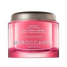 Moroccanoil Body Buff Fleur De Rose