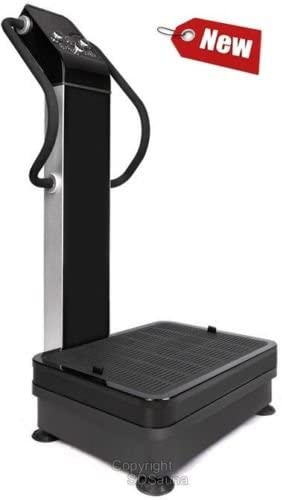 Professional Dual Motor 1500W Full Body Vibration Platform Plate Exercise Fitness Machine