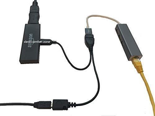 LAN Ethernet Adapter for (FIRE Stick