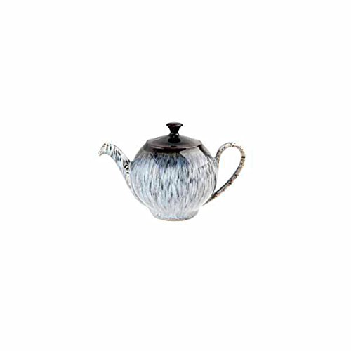 Denby Halo Kitchen Collection Teapot Salt Pot, Set of 4