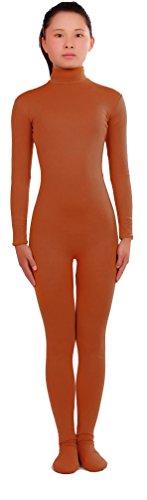 - 314NuvHahWL - Seeksmile Unisex Lycra Spandex Dancewear Catsuit Bodysuit