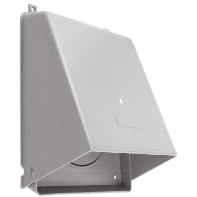 Lambro 351G/351GR 6-Inch Plastic Wall Cap