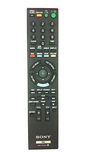 Sony Bluray Remote Control RMT-B104P RMT-B102A RMT-B103A RMT-B104A Supplied with models: BDP-N460 BDP-N460HP BDP-S360 BDP-S360HP BDP-S560 BDP-S350 BDP-BX1 BDP-S5000ES BDP-S550