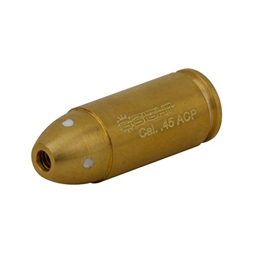 G-Sight BS-45AC .45 Acp Laser Bore SIGHT - Twist Cap, Brass (Best 45 Acp Brass)