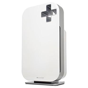 Brondell O2+ Source True HEPA Air Purifier, White
