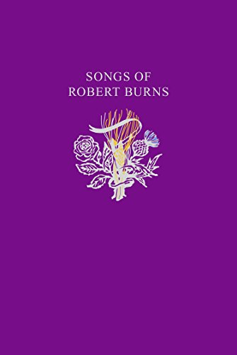 Robert Burns Songs (Collins Scottish - Lyrics Burns Song Robert