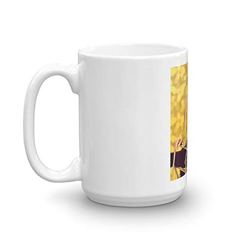 rangerpolocon Cliff Richard, British Pop Star 15Oz Ceramic Coffee Mugs Cup Tea Easy Grip Handle