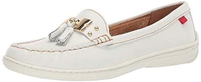 MARC JOSEPH NEW YORK Womens Leather Made in Brazil Hudson Boat Shoe