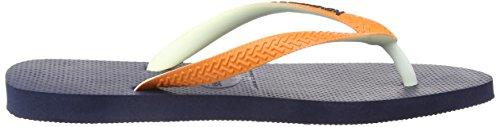 Bleu Orange Tongs Navy Mixte Orange Blue Mix Neon Multicolore 6776 Adulte Havaianas Top xPqEYw48p
