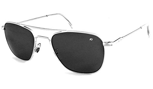 american aviator sunglasses  Amazon.com: American Optical Sunglasses - Flight Gear Original ...