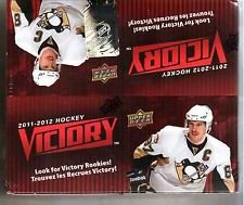 2011 /12 UD Victory Hockey Hobby Box (Victory Hockey Hobby Box)