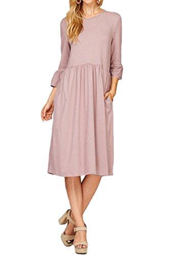knit a line dress - 7
