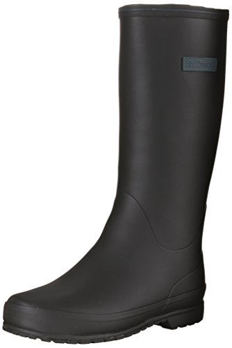Tretorn Women's Kelly Vinter Rain Boot,Black,39 B EU