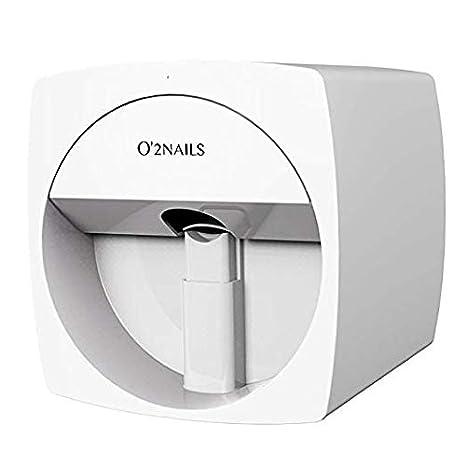 Amazon.com : 3D Nail Printers Portable Painting Machine ...
