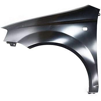 Partomotive For 04-08 Chevy Malibu Front Fender Quarter Panel Passenger Side GM1241306 10398517