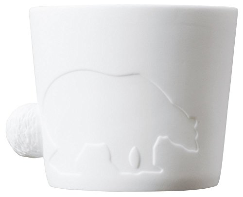 Kinto Mugtail Mug cup Bear 22773 from Japan by Kinto