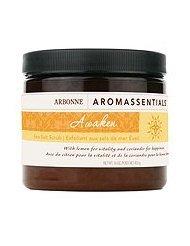 Arbonne Essentials Aroma Awaken Mer Gommage au sel, 16 once