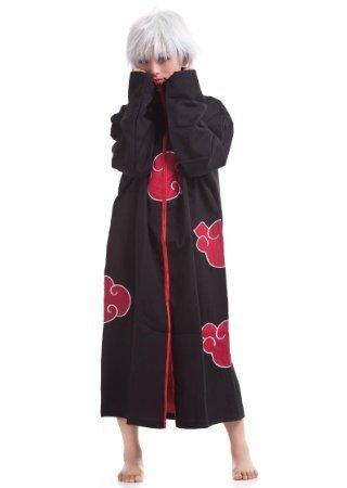 Amazon.com: Disfraces de Anime japonés Cosplay Naruto manto ...