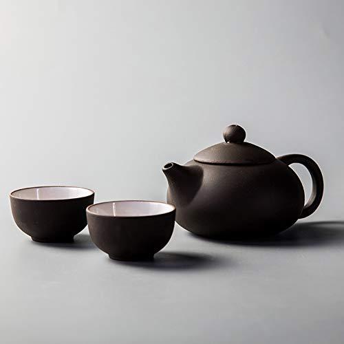 Chinese Tea pot Ceramic Coffee TeaPot Porcelain Purple sand Tea Kettle China Kung Fu Tea Set D011 teaset4