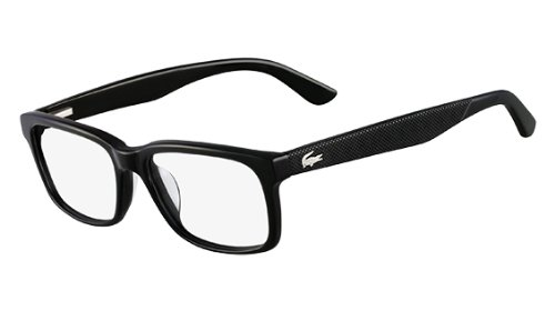 LACOSTE Eyeglasses L2672 001 Black 52MM