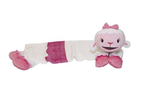 Cuddleuppet from Doc McStuffins Lambie Plush Puppet