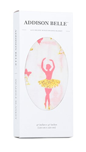 Baby Ballerina Blanket - 2