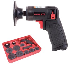 Sunex Tools (SX7120K) 2'' - 3'' Mini Surface Prep Tool by Sunex Tools