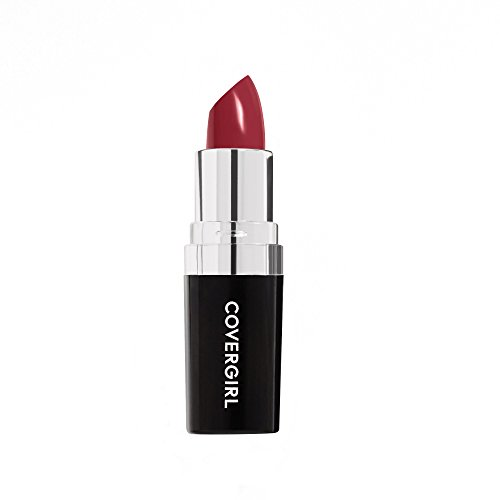 COVERGIRL Continuous Color Lipstick Classic Red 435, .13 oz (packaging may vary)