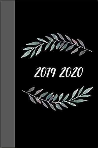 2019 2020: agenda planner 2019 2020 I agenda universitaria I ...