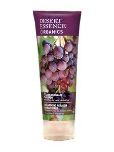 Desert Essence Organics Italian Red Grape Shampoo, 8 Ounce - 6 per case.