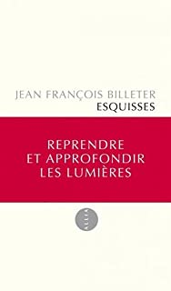 Esquisses, Billeter, Jean-François