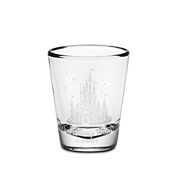 Walt Disney World Castle Toothpick/Shot Glass
