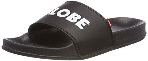 Slide Black Unfazed Flop Flip Globe xBUqwx
