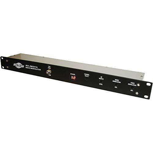 Multicom Audio/Video RF 750 Agile Modulator CH