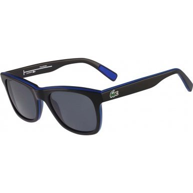 Lacoste Polarized Sunglasses - L781SP (Black/Blue/Black)