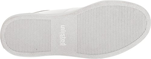 Unlisted by Kenneth Cole Men's Drive Sneaker B, White, 9.5 M US