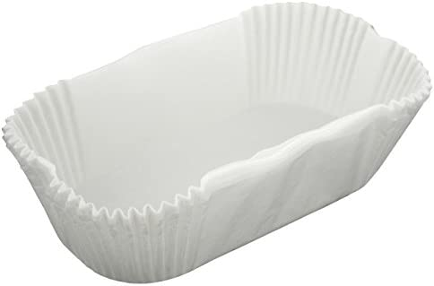 bulk buys HW834 Non-Stick Loaf Bread Baking Liners, White
