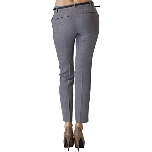 Jaycargogo Womens Faux Leather Pants High Waisted Leggings Pants