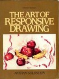 The Art of Responsive Drawing por Nathan Goldstein