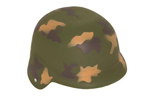 Jacobson Hat Company Men's Helmet, Camo, Adult