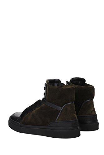 Pierre Balmain Sneakers Men - Suede (HA310Z004) UK Green pay with visa sale online Xsiw49