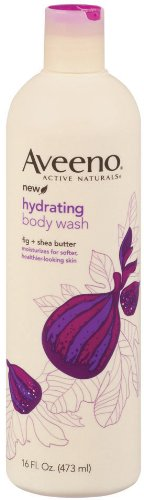 Aveeno Positively Nourishing Aveeno Ultra Hydrating Body Was