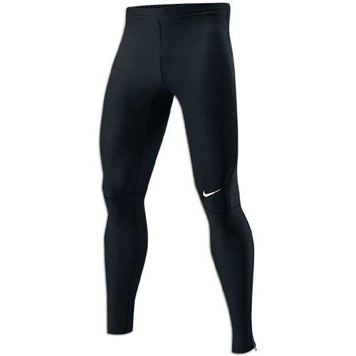 Nike Mens Running Tights Team (Small, Black) (Nike Pro Zonal Strength Mens Training Tights)