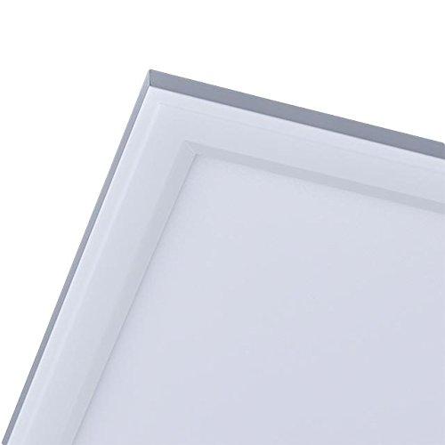 Powerslide Ultra White: LEDwholesalers 2x2-ft 40-Watt Surface-Mount Ultra Thin